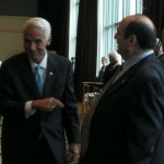 Steve Geller: Charlie Crist Won't Go Where There Aren't Cameras and Crowds
