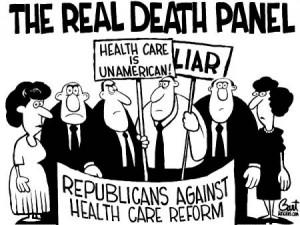 Republican Death Panel