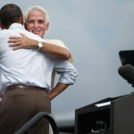 Is The President Obama/Charlie Crist Bromance Fading?